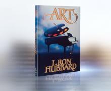 Erfahrene Fachleute beziehen sich auf L.Ron Hubbards Buch als den entscheidenden Text zum Thema Kunst und ihre Systematisierung.