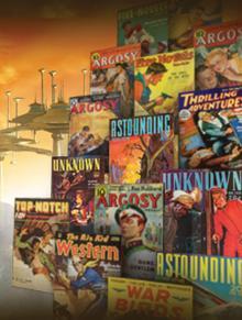 L.Ron Hubbards neuartige und menschliche Geschichten beeinflussten die Richtung und den Erfolg von Zeitschriften wie  Astounding Science Fiction und Unknown – wobei er half, ganze Genres zu formen.
