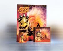 Das Album Mission Erde, eine fantasiereiche und neuartige Begleitung zu L.Ron Hubbards gleichnamiger zehnbändiger Megasatire.
